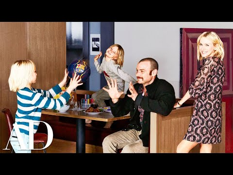 Naomi Watts and Liev Schreiber Reveal Their Renovated New York City Apartment | Architectural Digest
