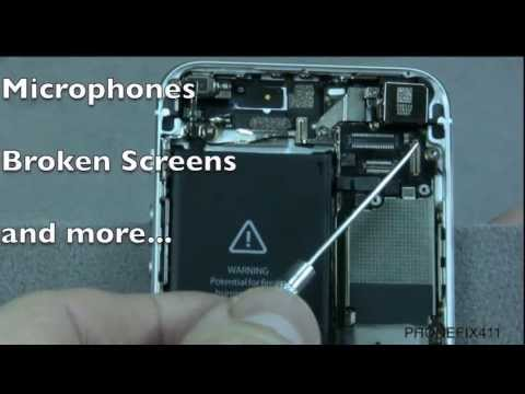Phone Fix 411 - Easy to follow DIY Phone Repair Tutorials