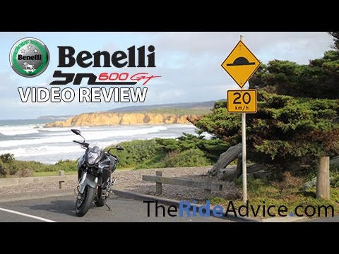 2015 Benelli BN 600GT Review