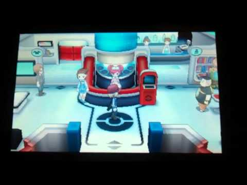 How to cheat Diancie with Powersaves 3DS