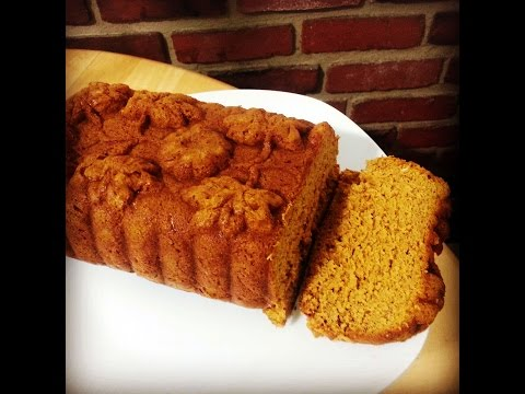 How to Make an Easy, Moist, and Delicious Pumpkin Bread using Cake Mix