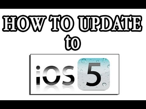 How to Update to iOS 5.1 on iPhone, iPad, iPod Touch
