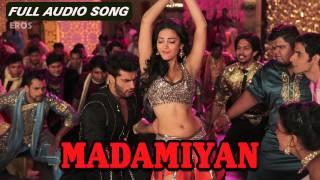 Madamiyan (Audio Full Song) | Tevar | Arjun Kapoor & Sonakshi Sinha