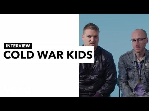 Cold War Kids   Cold War Kids On Love And L.A.
