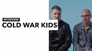 Cold War Kids - Cold War Kids on Love and L.A.