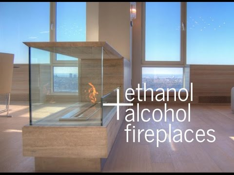 Ethanol and Gel Alcohol Fireplaces (An Architect's Take)