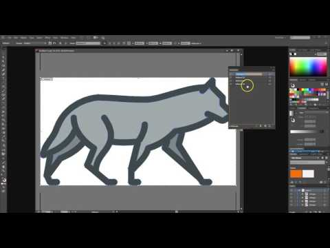 how to export multiple SVG graphics in illustrator