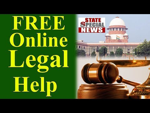 Free Online Legal Help (2018) Free Online Legal Advice   Online Legal Lawyer   State Special News