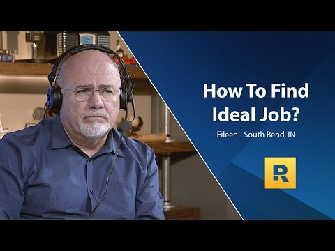 How To Find Ideal Job?