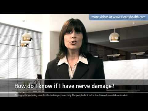 Diabetes: How do I know if I have nerve damage?