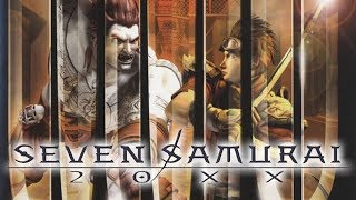 PS2 Longplay [011] Seven Samurai 20XX - No commentary | Full walkthrough
