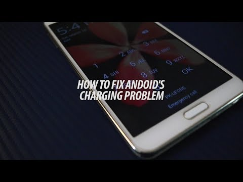 How to fix Android's charging problem through Software (Short code)