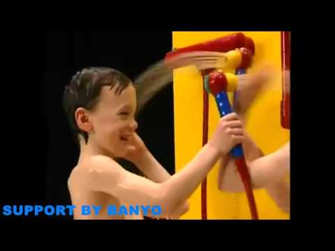 Hansgrohe Joco hand shower for kids