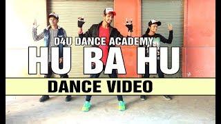 HU BA HU || AKSHAY KUMAR ||  DANCE VIDEO || Amit Trivedi | Kausar Munir || PADMAN