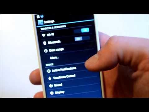 Moto X How To Take a Screenshot
