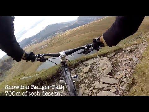 Trail Ninja: Snowdonia, Wales Mountain Bike Guide