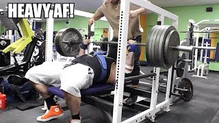 19 Years Old Bench Press 500 Videos 9tube Tv