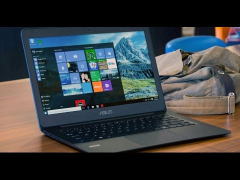 Forgot Windows 10 Password on ASUS Zenbook UX305 Laptop