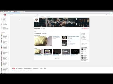 How To Change YouTube URL!