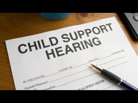 Child Support Remedies [Dispute Birth Certificate]