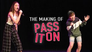 The Making of 'PASS IT ON' | New Musical Theatre | Spirit YPC
