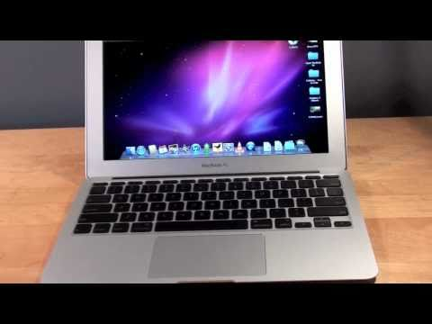 Apple MacBook Air Remote Disc: Windows and Mac Tutorial