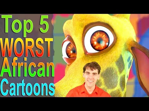 Top 5 Worst African Cartoons