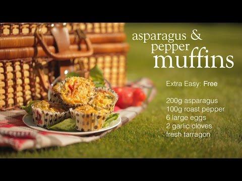 Slimming World quiche-muffins recipe