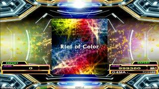 [DDR A20 PLUS]Riot of Color/TAG-ESP16
