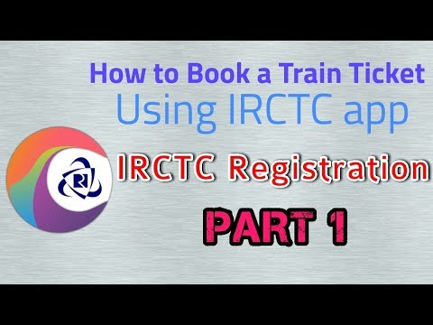 How to book #Train ticket using #IRCTC app in #Tamil [PART - 1] | IRCTC app Mobile Booking