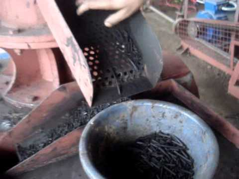 Activated Charcoal Production