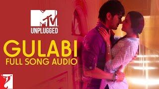MTV Unplugged - Gulabi | Jigar Saraiya | Shruti Pathak | Shuddh Desi Romance
