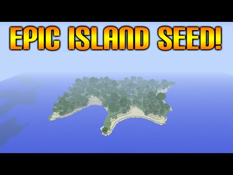 ★Minecraft Xbox 360 + PS3 Epic Lonely Island Seed + Spawners, Villages & Flatlands Seed!★