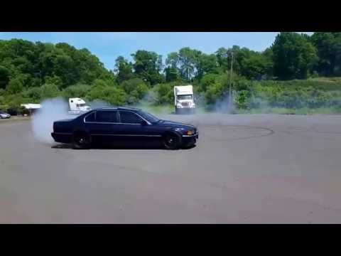 6 speed E38 donuts