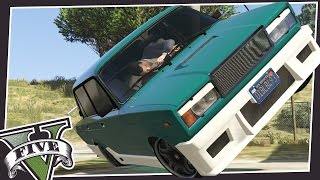 Tuning the Lada 2107 (aka Ла́да VAZ-2107) with this GTA 5 Mod. So Many New Tuning Parts, go from Crazy Ricer to Custom Drift Spec with these GTA 5 Cars. Subscribe for MORE! » Twitter: http://twitter.com/figureight  » Facebook: https://www.facebook.com/figureightt  » Get Lootcrate! http://www.lootcrate.com/lextube (Use code LEXCRATE)  » Download the mod: https://www.gta5-mods.com/vehicles/vaz-2107-lada-riva-add-on-tuning  Intro Music: KLIM Beats - Stay With Me » https://soundcloud.com/klim-beats-1 » https://klimbeats.bandcamp.com/ » https://www.youtube.com/user/KLIMbeats1  Other music: » Epidemic Sound: www.epidemicsound.com » Thanks to SandboxCzar for audio editing help https://soundcloud.com/sandboxczar