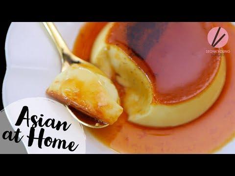 PERFECT Purin (Leche Flan / Creme Caramel)!