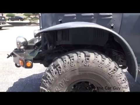 59 Dodge Power wagon swivel frame w 5.2 magnum swap