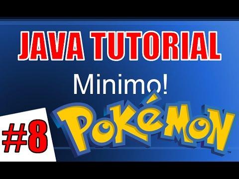 JAVA für Anfänger : textbasierendes POKEMON-like Game #8