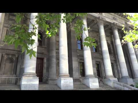 20121124141811 Parliament House, Adelaide, South Australia.