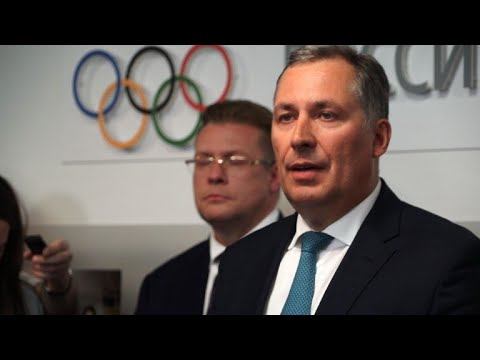 New Russian Olympic chief pledges to 'restore trust'