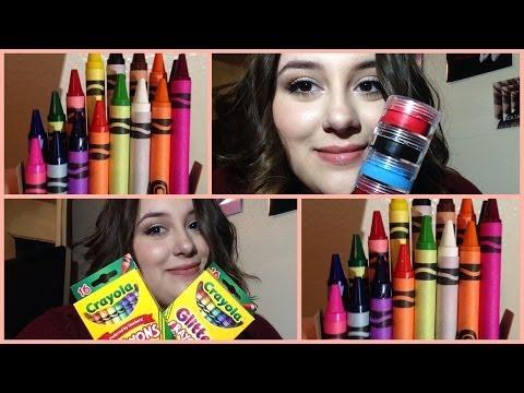 DIY: How To Make Crayon Lipstick