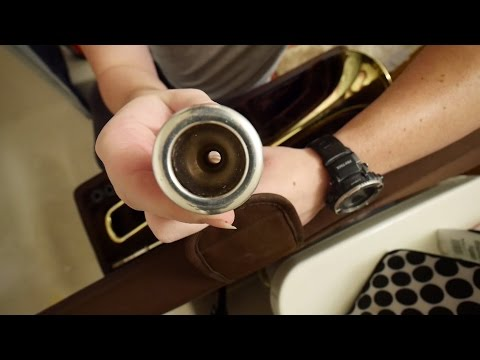 How to clean a trombone (part 1)