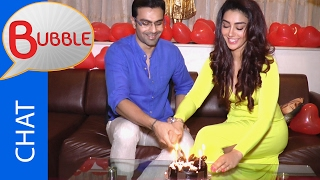 EXCLUSIVE: Lovebirds Ashmit Patel and Mahek Chahal Engage In a Valentine