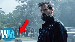 Top 10 Logan Easter Eggs You