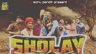 Sholay - by sonu pandit