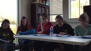 Relative Talent Table Reading - Double Click Drama