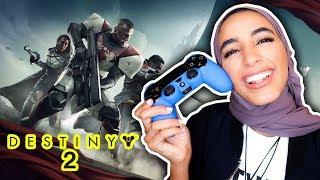 Destiny 2 - اول تجربه لي في لعبه دستني
