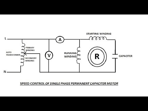 speed control of single phase induction motor || in hindi || by Tech Ali