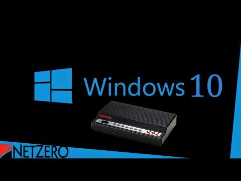 💻 Dial Up on Windows 10 w/ NetZero