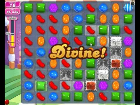 Candy Crush Saga Level 763 INSANE